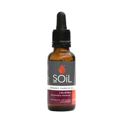 Soil Organic Jojoba Oil 30ml