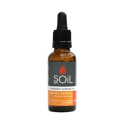 Soil Apricot Kernel Oil 30ml