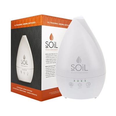 Soil Ultrasonic Aroma Diffuser