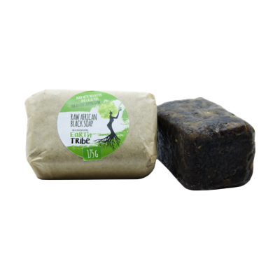 Earth Tribe African Black Soap – Deep Cleansing & Repairing For Skin