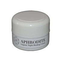 Panacea Aphrodite Organic Night Healing Cream 50ml Jar/Tub
