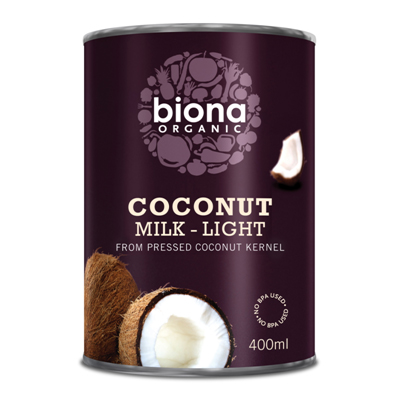 Biona Organic Coconut Milk Classic 400ml