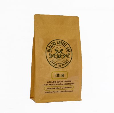 Healthy Coffee Guy – Calm Blend 250g