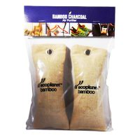 Eco Planet Bamboo Charcoal Air Purifying Bags x 2