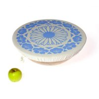 Halo Dish and Bowl Cover Extra Large | Edible Flower