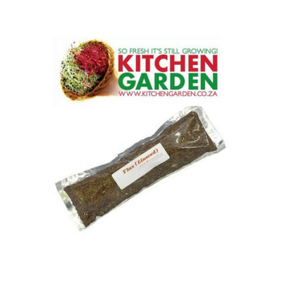 Kitchen Garden – Flax Sprouting Seeds – One of the Healthiest Seeds in the World!