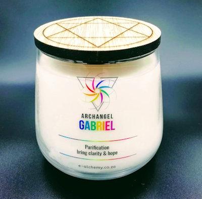 E-Alchemy Archangel Gabriel Candle