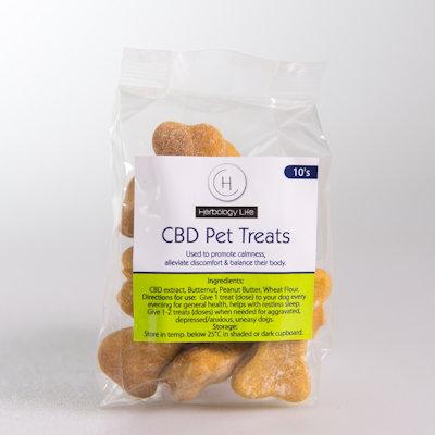 Herbology CBD Pet Treats 10's