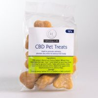 Herbology CBD Gluten Free Pet Treats 10s