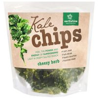Earthshine Kale Chips – Cheezy Herb 25g