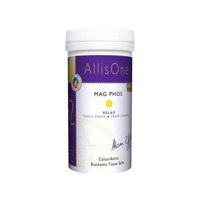 AllisOne Mag Phos Tissue Salt No.8 180 tablets