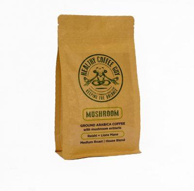 coffee mushroom