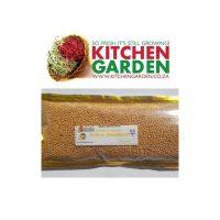 Kitchen Garden – Mustard Yellow Seeds for Sprouting
