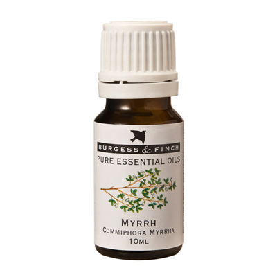Burgess & Finch Myrrh Oil 10ml