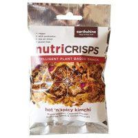 Earthshine Nutricrisps Hot 'n Spicy Kimchi 25g