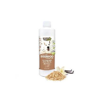 Natura Pet – Dry Skin Pets' Shampoo (Oatmeal & Vanilla)