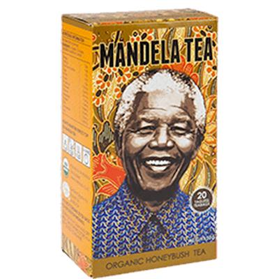 Mandela Tea Hospitality pack Honeybush x 60 bags