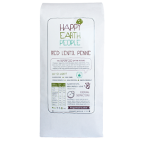Happy Earth People Red Lentil Penne Pasta 5kg