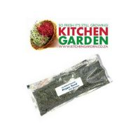 Kitchen Garden – Poppy Seeds for Sprouting – Nutrition for Digestion, the Heart & Nervous System