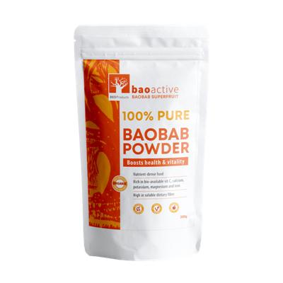 BaoActive Baobab Powder 300g