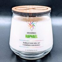 E-Alchemy Archangel Raphael Candle