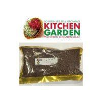 Kitchen Garden – Quinoa Red Sprouting Seeds – Non-GMO, Organic Nutritious Grain