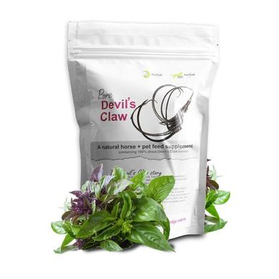 The Herbal Pet – Dried Devil's Claw Powder – Natural Supplement for Pets