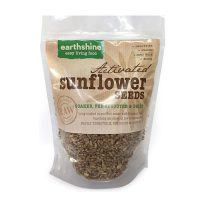 Earthshine Activated Sunflower Seeds Snack – Soaked Sprouted & Dried 20g