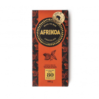 afrikoa 80% dark chocolate sugar free