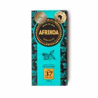 afrikoa 37% milk chocolate