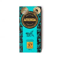 Afrikoa 37% Milk Chocolate 100g bar
