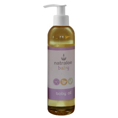 Natraloe Baby Oil 250ml