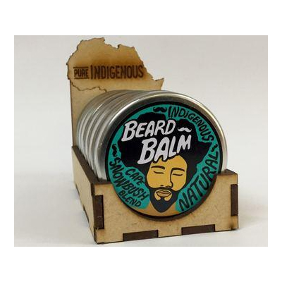 Pure Indigenous – Afro-Indigenous Beard Balm Dispenser  18g