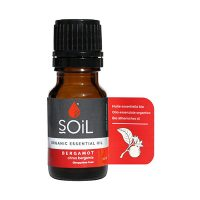Soil Organic Bergamot Oil 10ml