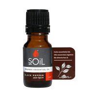 Soil Organic Black Pepper Oil 10ml