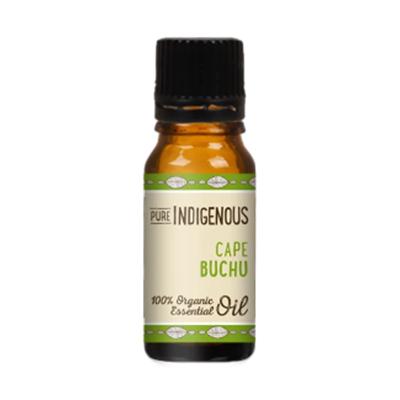 Pure Indigenous – Cape Buchu Essential Oil 10ml