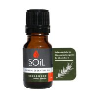 Soil Organic Cedarwood Oil 10ml