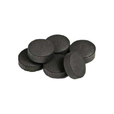 Charcoal Pucks for Burning Raw Incense (pack of 5)