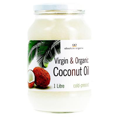 Absolute Organix Organic Coconut Oil 1L