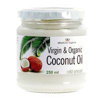 Absolute Organix Organic Coconut Oil 250ml