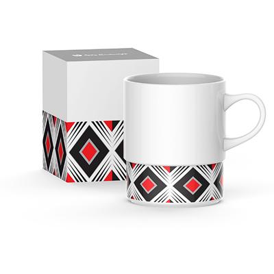 Andy Cartwright Coffee Mug – Geo