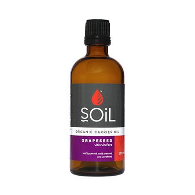 Soil Grapeseed Oil 100ml