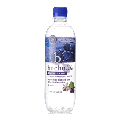 BuchuLife Herbal Water Blackcurrant x 6