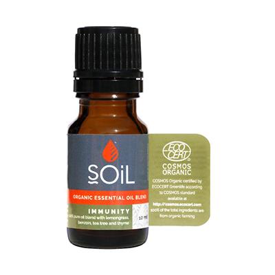 Soil Immunity Oil Blend 10ml