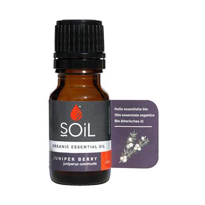 Soil Organic Juniper Berry Oil 10ml