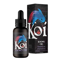 Koi Purple Tropical CBD Vape Juice 100mg, 250mg or 500mg