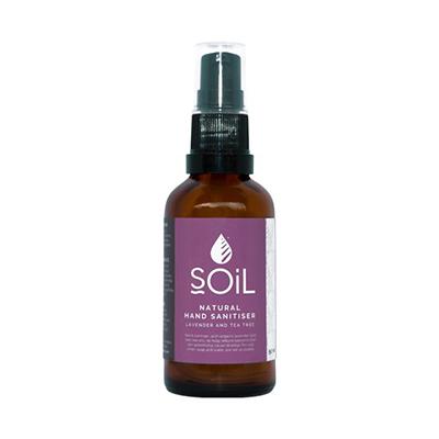 Soil Lavender and Tea Tree Sanitiser 50ml