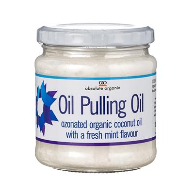 Absolute Organix Organic Oil Pulling Oil 250ml