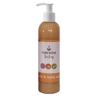 Natraloe Baby Shampoo and Body Wash 250ml