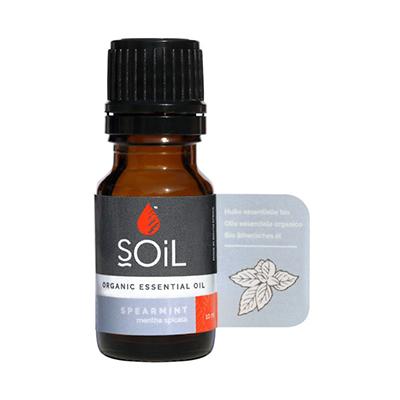 Soil Organic Spearmint Oil 10ml